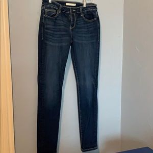 Day trip straight leg jeans